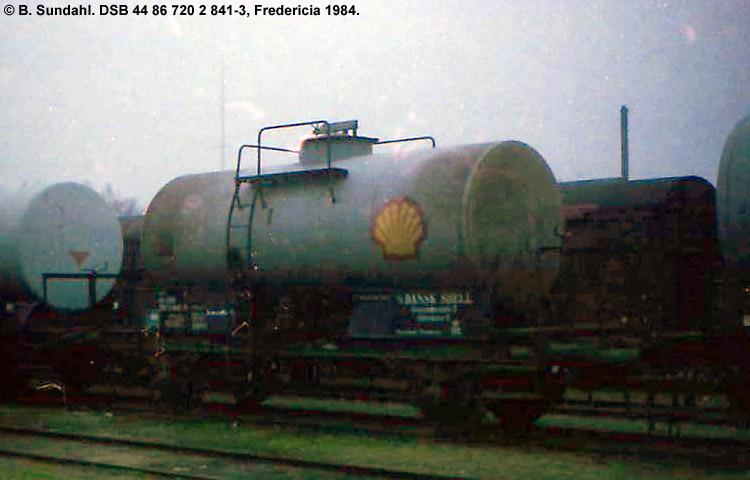 Dansk Shell A/S - DSB 44 86 720 2 841 - 3