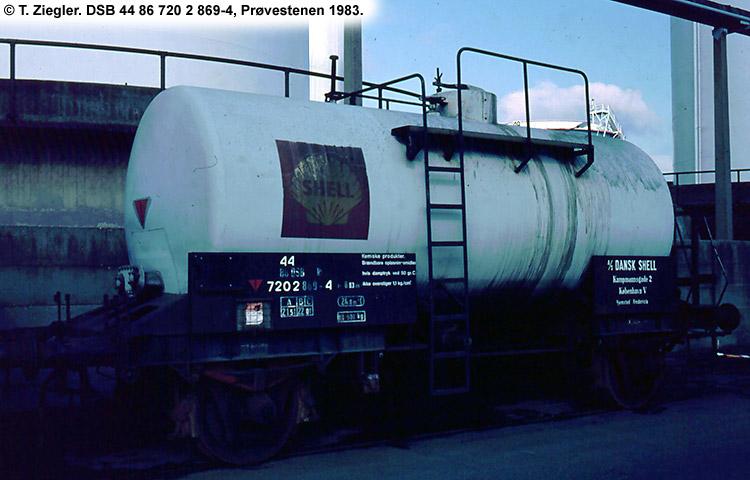 Dansk Shell A/S - DSB 44 86 720 2 869 - 4
