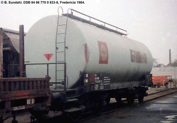 Dansk Shell A/S - DSB 84 86 770 0 833 - 8