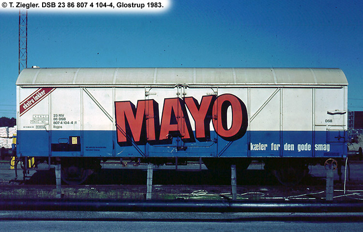 MAYO salater A/S - DSB 23 86 807 4 104 - 4