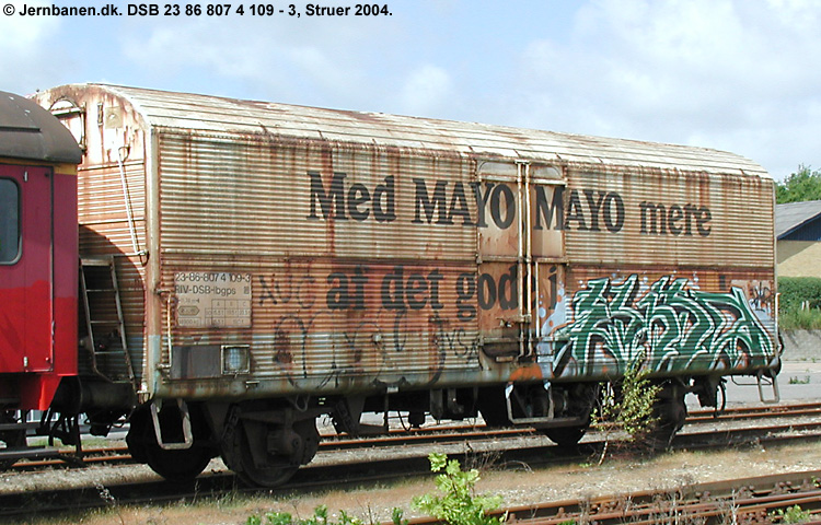MAYO salater A/S - DSB 23 86 807 4 109 - 3