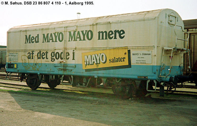 MAYO salater A/S - DSB 23 86 807 4 110 - 1