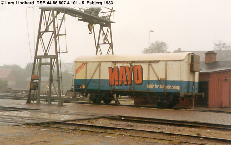 MAYO salater A/S - DSB 44 86 807 4 101 - 5