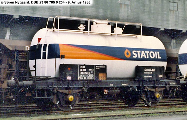 Dansk Statoil A/S - DSB 23 86 705 0 234 - 9
