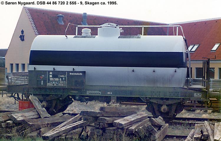 Dansk Statoil A/S - DSB 44 86 720 2 555 - 9
