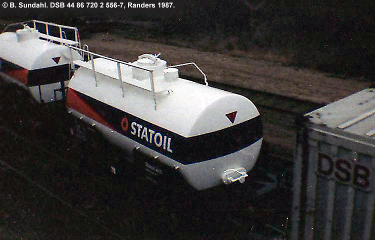 Dansk Statoil A/S - DSB 44 86 720 2 556 - 7