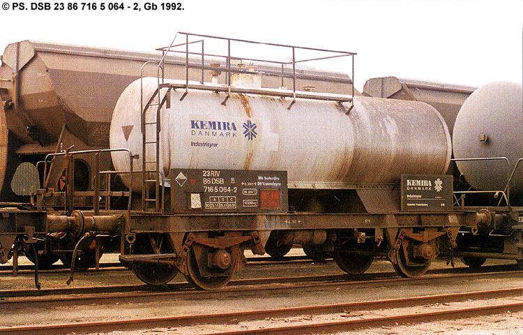 Kemira A/S - DSB 23 86 716 5 064 - 2