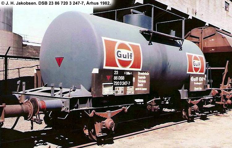 Gulf Oil A/S - DSB 23 86 720 3 247 - 7