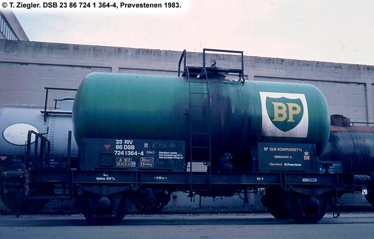 BP Olie-Kompagniet A/S - DSB 44 86 720 3 364 - 5