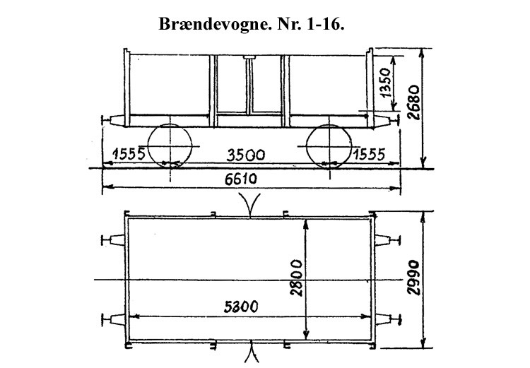 DSB Brændevogn nr. 5