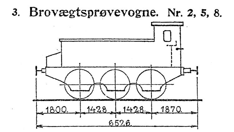 DSB Brovægtsprøvevogn nr. 5