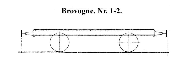 DSB Brovogn nr. 1