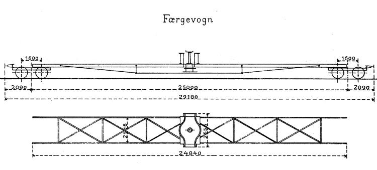 DSB Færgevogn nr. 1