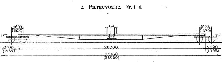 DSB Færgevogn nr. 4