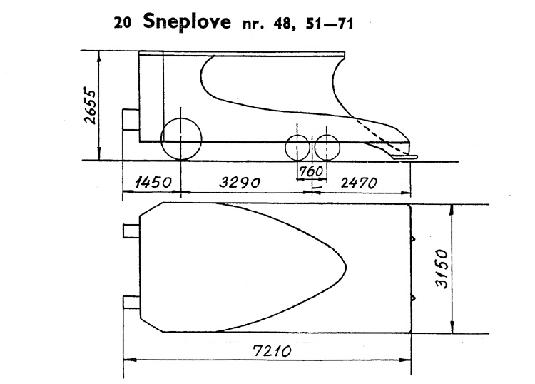 DSB Sneplov nr. 48