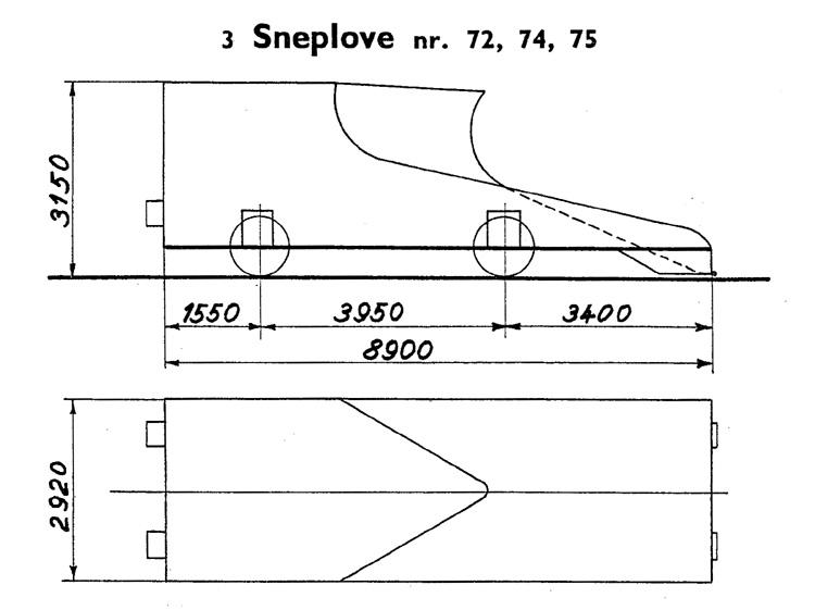 DSB Sneplov nr. 72