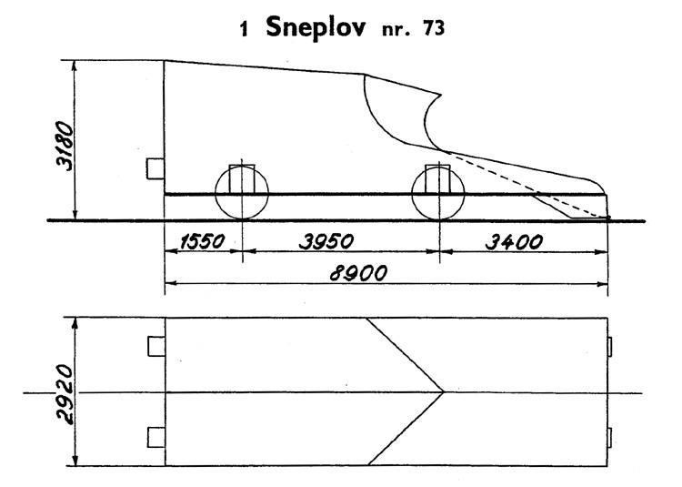 DSB Sneplov nr. 73