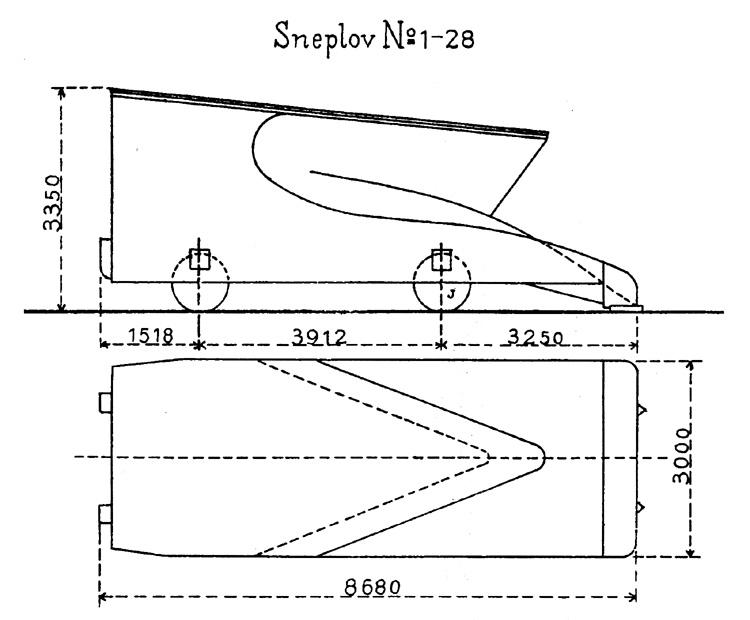 DSB Sneplov nr. 8