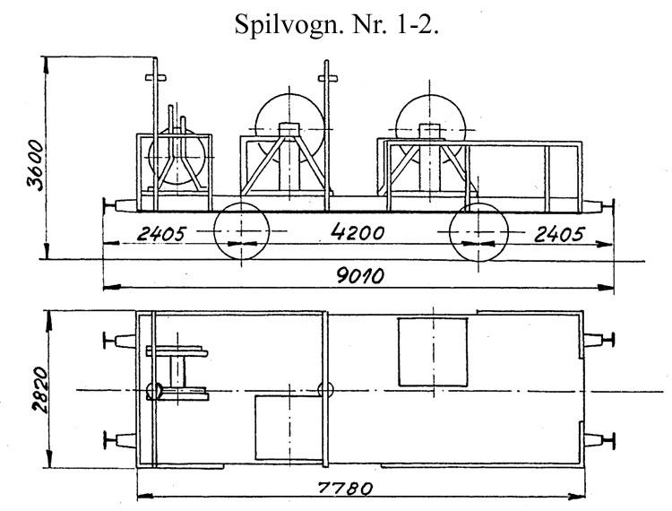 DSB Spilvogn nr. 2