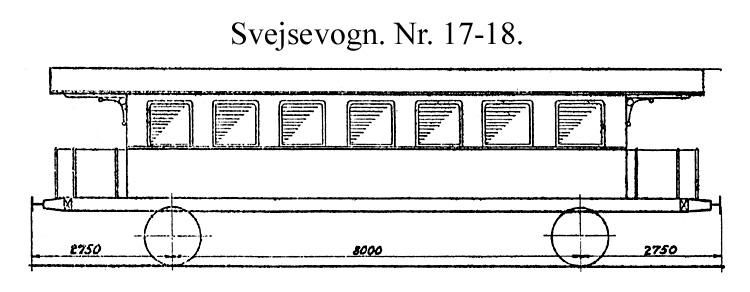 DSB Svejsevogn nr. 17