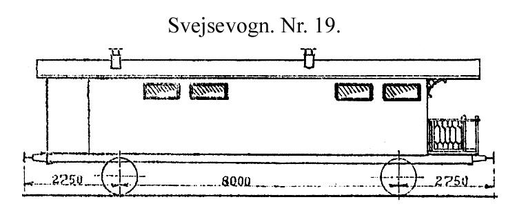 DSB Svejsevogn nr. 19