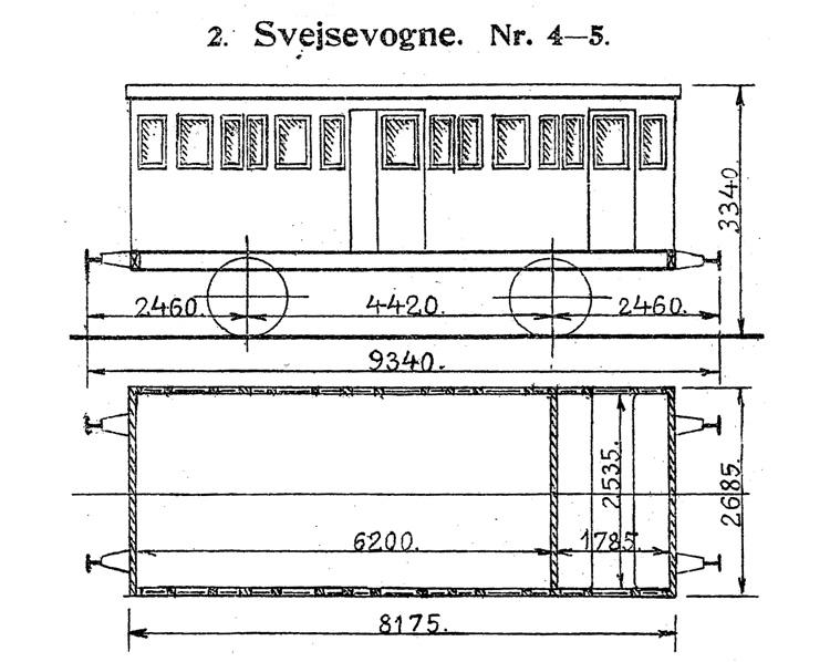 DSB Svejsevogn nr. 5
