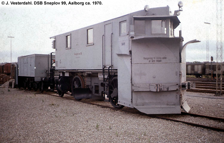 DSB Specialvogn 99<br>Klimasneplov
