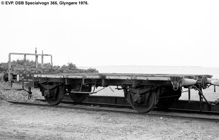 DSB Specialvogn 365<br>Færgevogn