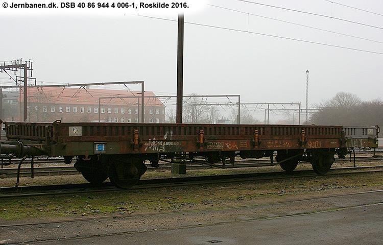 DSB tjenestevogn 40 86 944 4006-1