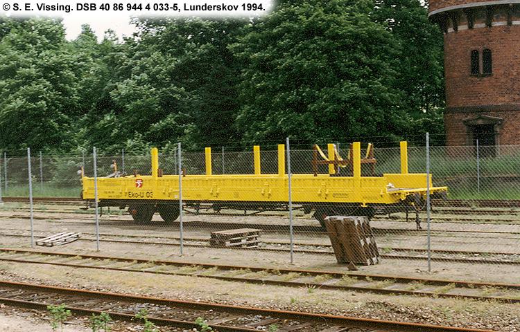 DSB tjenestevogn 40 86 944 4033 - 5