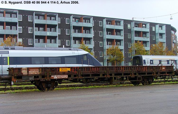 DSB tjenestevogn 40 86 944 4114 - 3