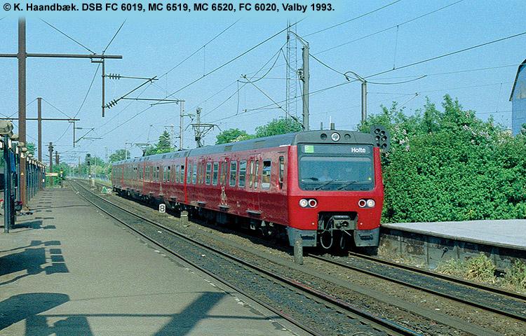 DSB FC 6019