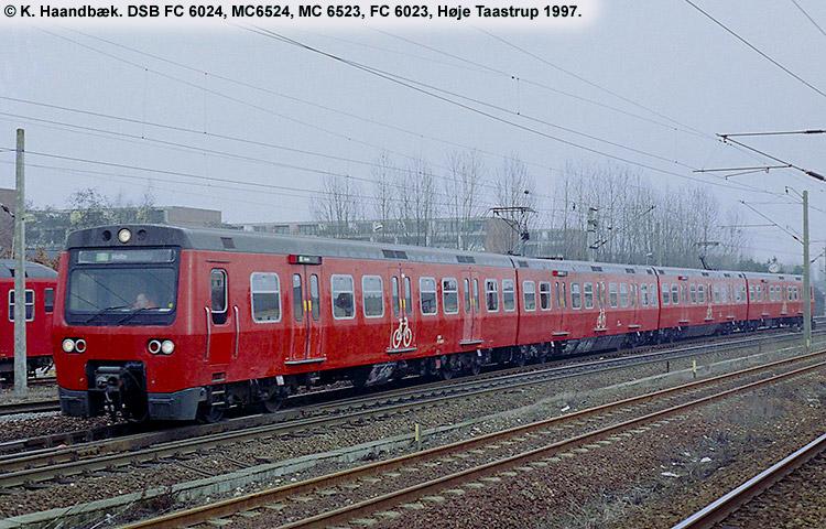 DSB FC 6024