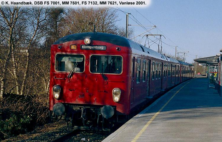 DSB FS 7001