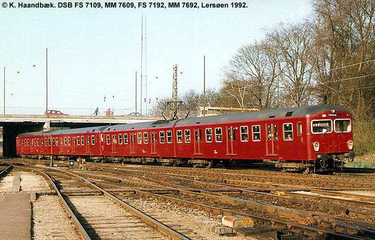 DSB FS 7109