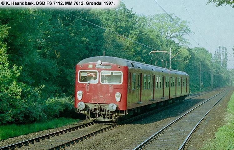 DSB FS 7112