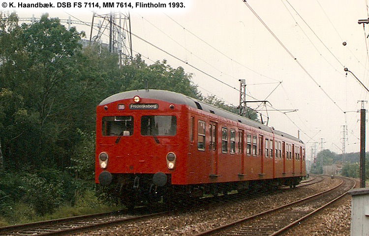 DSB FS 7114