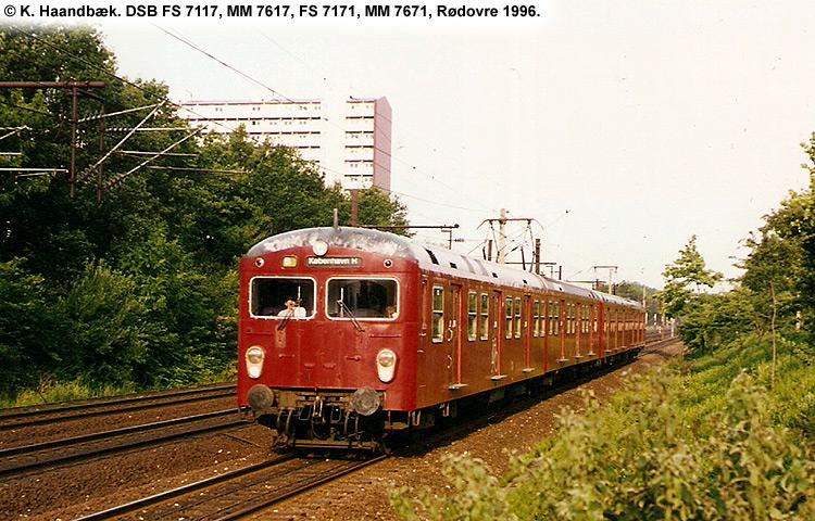 DSB FS 7117
