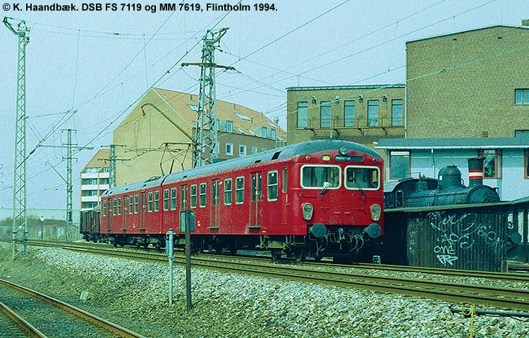 DSB FS 7119