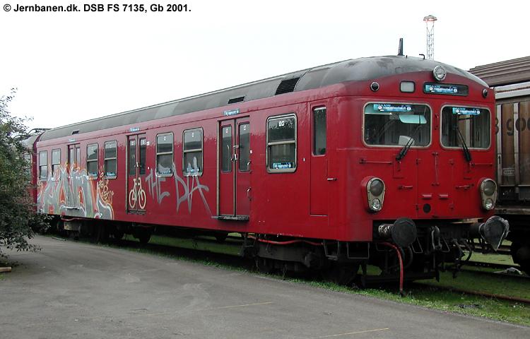 DSB FS 7135
