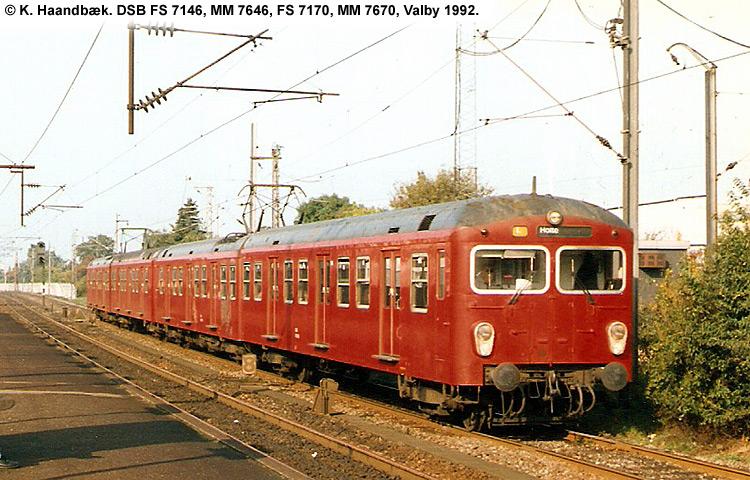 DSB FS 7146