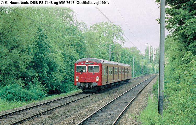 DSB FS 7148
