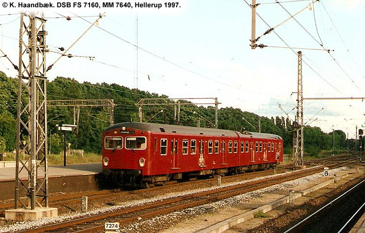DSB FS 7160
