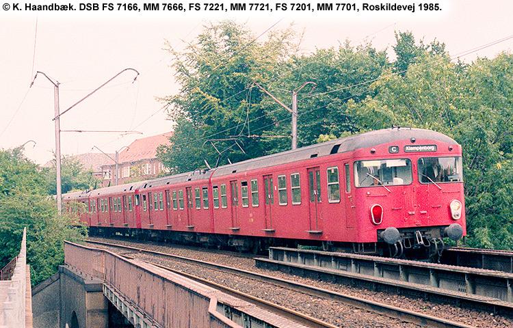 DSB FS 7166