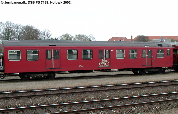 DSB FS 7168