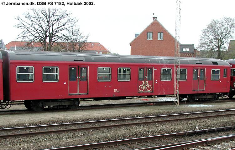 DSB FS 7182
