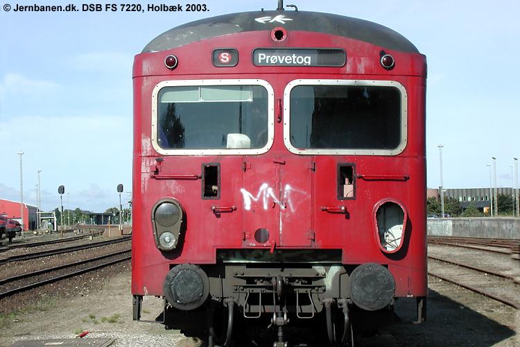 DSB FS 7220