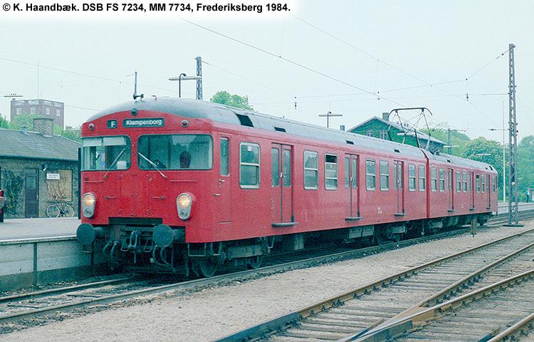DSB FS 7234