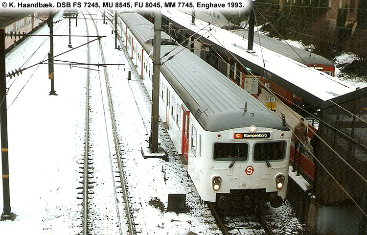 DSB FS 7245