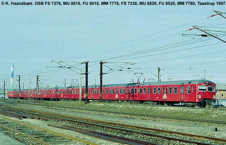 DSB FS 7275